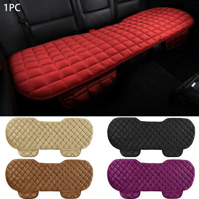 Universal Rear Back Car Auto Seat Cover Protector Mat Chair Cushion Pad Comfort