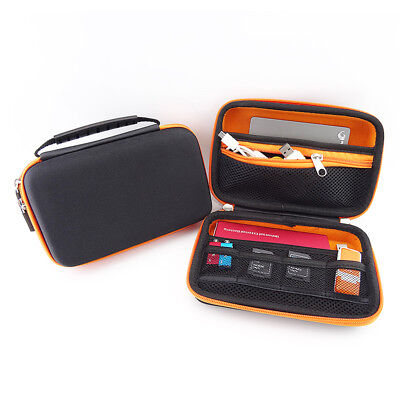 Hard Disk Drive Case Waterproof Carry Bag External HDD Storage Organizer Pouch