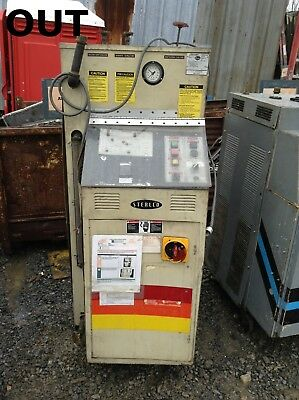 Sterlco S6612A Portable Temperature Control Unit 100PSI 24000wph 460V 3PH