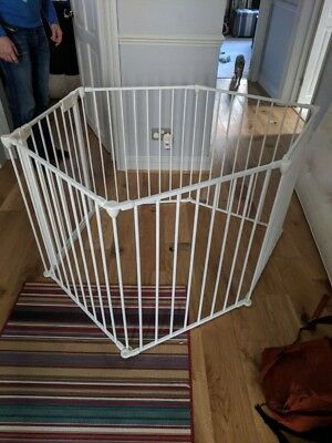 Babydan Playpen And Room Divider BabyDan playpen room divider in