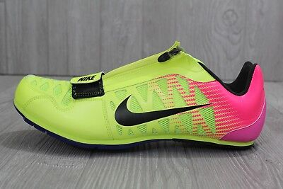 lowest price ca5a7 ac36a 27 New Mens Nike Zoom LJ 4 OC Long Jump Pole Vault Track Spikes 415339 999