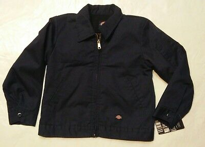 DICKIES Kids' Eisenhower Jacket KJ903 DARK NAVY S, M, XL NWT