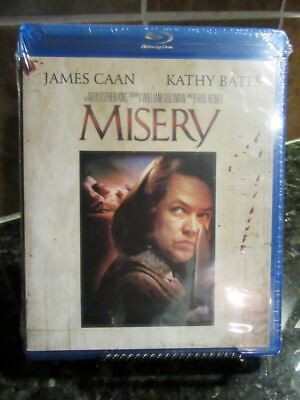 Misery (Blu-ray Disc, 2011)  NEW/SEALED    FREE SHIPPING