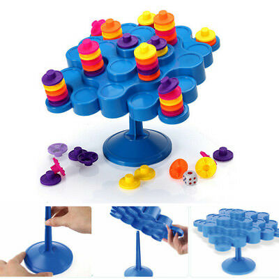 Party Family Stacks Board Game Balance Balance Made a Row & Stack High Toy Gift
