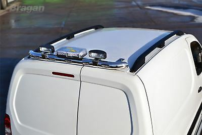 To Fit 1997 - 2008 Peugeot Partner Rear Roof Light Bar + Beacon + Lamps + LEDs