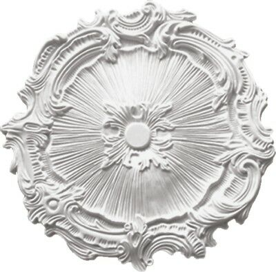 Ceiling Rose - HQ8752 | Highly Detailed Polyurethane Ceiling Medallion