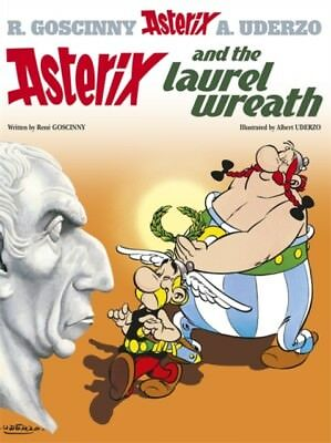 Asterix and the Laurel Wreath (Asterix (Orion Paperback)) (Paperb...