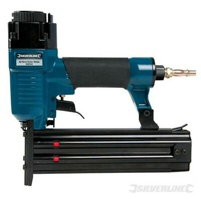 50mm 18 Gauge Air Brad Nailer - Silverline 868544