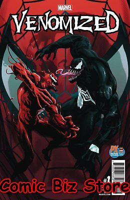 Venomized #1 (Of 5) (2018) 1St Print Andrasofszky C2E2 Px Summit Variant Cover
