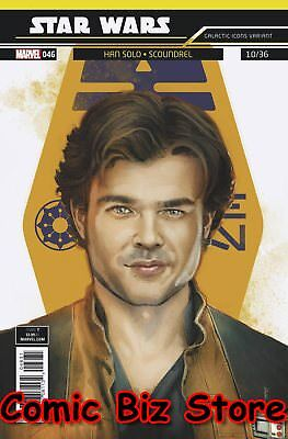 Star Wars #46 (2018) 1St Printing Reis Galactic Icon Variant Cover Marvel