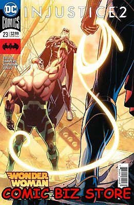 Injustice 2 #23 (2018) 1St Printing Dc Comics Bagged & Boarded