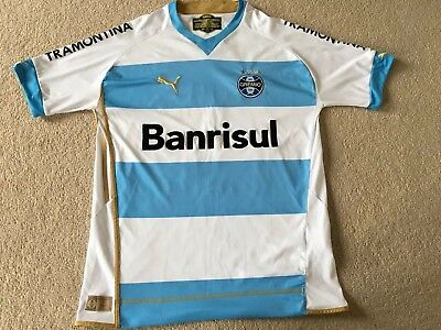 b15d336d480 GREMIO AWAY SHIRT 2009-10 (Size L) - £19.99