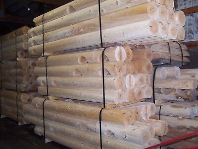 Log Home Wall Package Estimate For Your Log Home Cedar And Pine 8,10,and 12 Diam