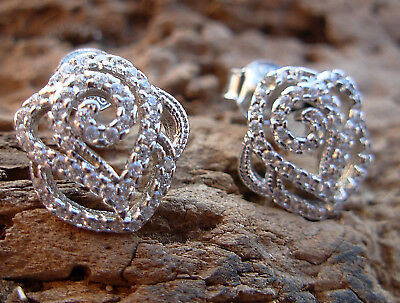 pearl earrings clisson marcasite and art stud deco silver jewellery design drop