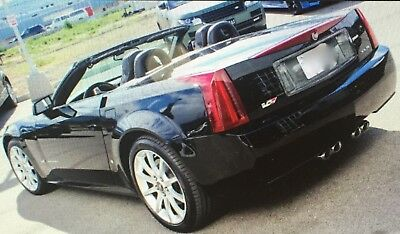 Cadillac: XLR uperb 2007 Cadillac XLR-V Black on Black Mint, only 14,000 KM. Beauty, Must See