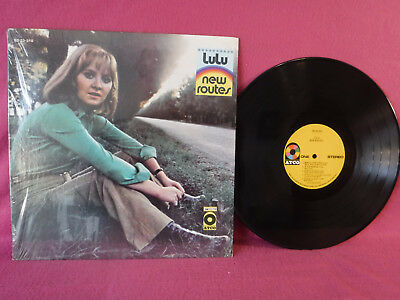 Lulu, New Routes, Atco Records SD 33-310, 1970, Soul, Pop Rock