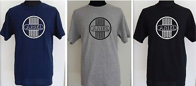 ARIEL motorcycle t-shirt - SMALL to 5XL -The Allsorts Group
