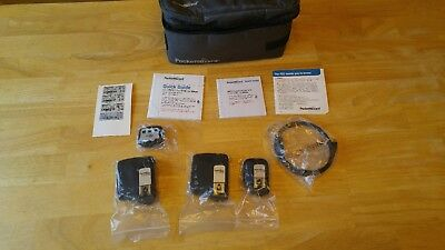 Mint PocketWizard FlexTT5 Transceiver TTL, TT1, AC3 Bundle for Nikon