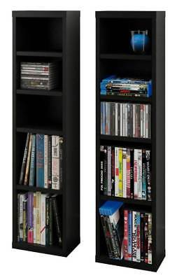 Eco-friendly DVD Tower - Set of 2 [ID 112006]