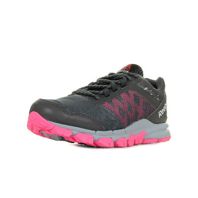 Chaussures Reebok femme Trail Warrior Running taille Gris Grise Synthétique