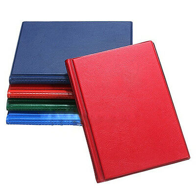AU_ Money Penny Pockets Collection Storage Album Book 120 Pcs Coin Holders Serap