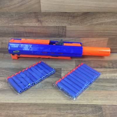 Nerf N-Strike Longstrike CS-6 Sniper Barrel Extension Attachment 20 Bullets