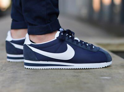 nike nylon cortez men