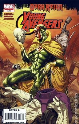 Dark Reign Young Avengers #3 2009 FN Stock Image