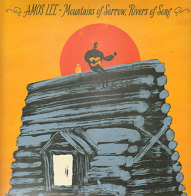 AMOS LEE - Moutains of sorrow, Rivers of song     LP     !!! NEU !!!