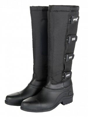 Winter Thermostiefel Robusta HKM schwarz 38