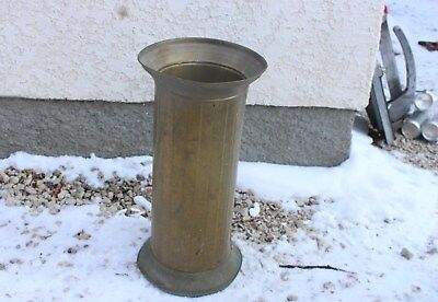 Vintage Brass Walking Stick Cane Umbrella Stand Holder Home Decor
