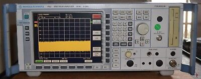 Rohde Schwarz FSU8 High Performance Spectrum Analyzer 20hz-8GHz, GUARANTEED