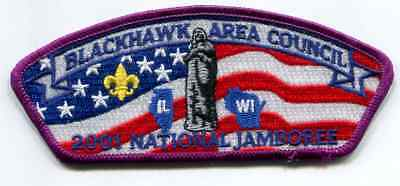 Jsp From 2001 Jamboree From Blackhawk Area Council