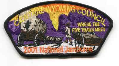 Jsp From 2001 Jamboree From Central Wyoming Council