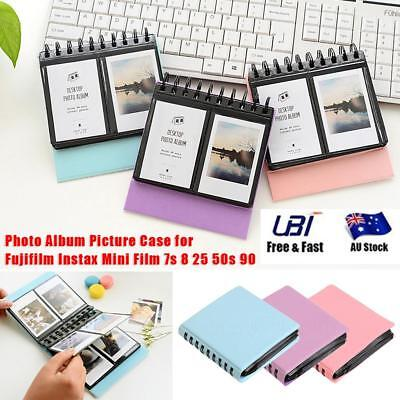 68 Pockets Photo Album Picture Storage For Fujifilm Instax Mini Polaroid 7s 8 9