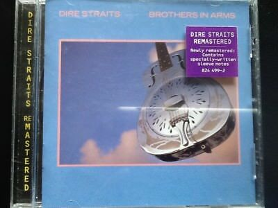 DIRE STRAITS Brothers in Arms REMASTERED CD sehr guter Zustand