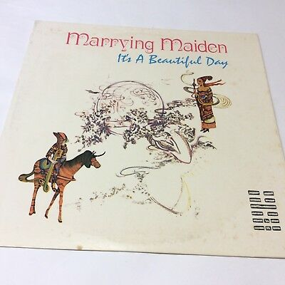 Very Rare 'It's A Beautiful Day' Japan Vinyl LP in Superb Condition! NM/EX!!