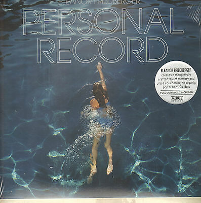 ELEANOR FRIEDBERGER - Personal Record     LP+download     !!! NEU !!!