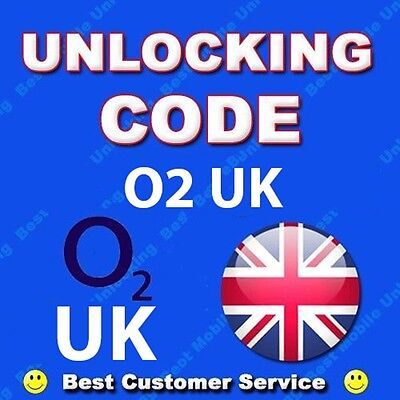 Unlocking Code Unlock Service for Samsung A3 J3 J5 S8 Note 8 O2 UK Network Only