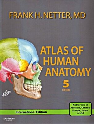 Netter Atlas Of Human Anatomy And Grays Anatomy For Students