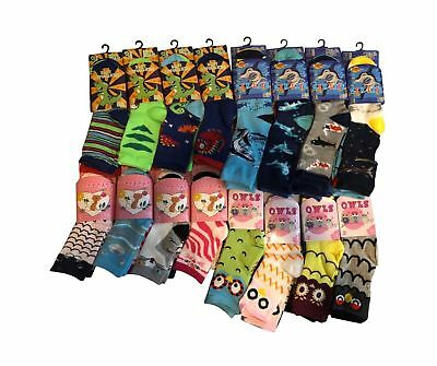 240 Kids socks wholesale job lot clearance market trader mix sizes boys girls