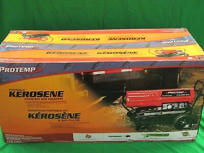NEW!!! Protemp Kerosene Heater 175000 BTU Model PT-175T-KFA