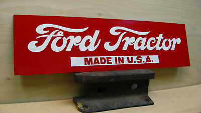 SALE__FORD TRACTOR SIGN- Vintage Style - Custom HAND PAINTED Sign / Art