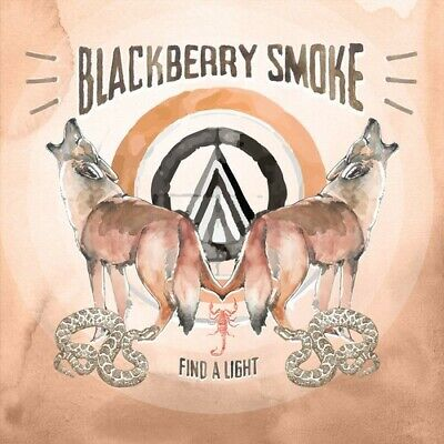 Blackberry Smoke - Find A Light [New CD]