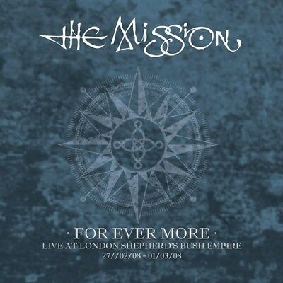 Mission - For Ever More: Live At London Shepherd's Bush Empire [New CD] Boxed Se