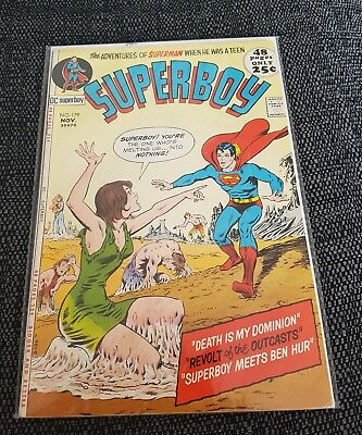 Superboy 179 classic silver age