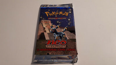 Booster Pokemon - Neo Discovery- Neuf Us - Noctali