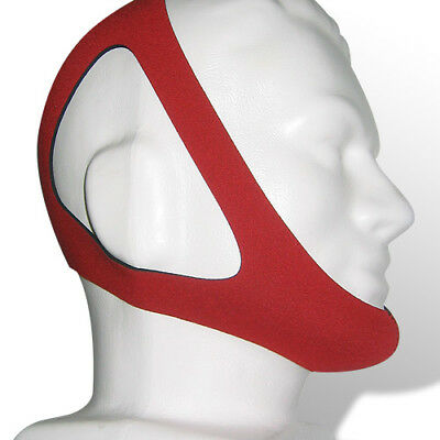 PureSom RubyAdjustable Chinstrap For CPAP/BiPAP Therapy