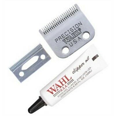 Hair Clipper Replacement Blade - Wahl Set Oil Std Precision