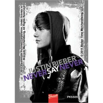 Justin Bieber (never Say Never) Acrylic Keychain /
